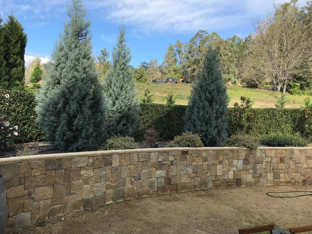 Gardening for customer in Sydney