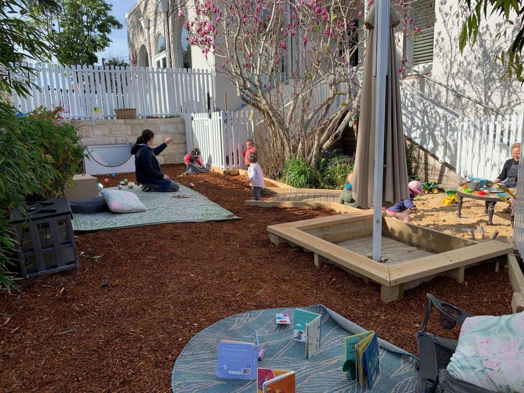 Landscaping for kids